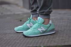 "New Balance 996 Made in USA ""Mint"" 