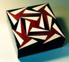 Retro Decorative Box