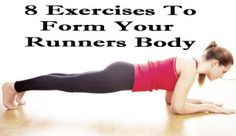 8 exercises to form your runners body