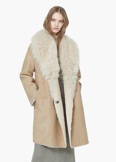 Mango Premium luxury winter coat