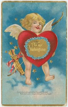 To my Valentine. (ca. 1913)