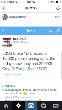 Not sure how I feel about this.... I love 5SOS and One Direction... Ughhhhhh!!!