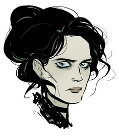 anniewu: I couldn't sleep so here's a quick Eva Green.You guys, I started Penny Dreadful this week and I'm still not totally sure what's going on but EVA GREEN AM I RIGHT
