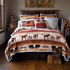 Wilderness Wildife Bedding Sets