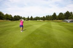 Experience the serenity of the Hamlet's Championship Golf Course
