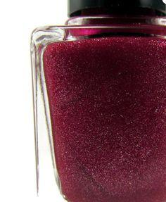 Razz Nail Polish Nail Lacquer Nail Enamel Red by PinupBeautyStore
