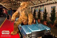 Star Wars Weekends at Disney! @INDI Design McClain will have to enjoy one on my behalf! (+1 #vitamincreativity)