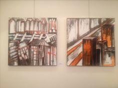 """""""Street vieuw"""" Belgian artist Menachem Prinz... and his energy is yours!"""