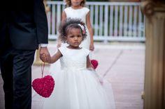 Real Weddings {Maryland}: Verline & Nigel! - Blackbride.com