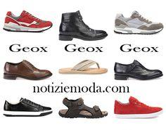 Saldi scarpe Geox estate 2017 calzature uomo