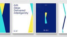 創新的 GIDI 品牌動態識別 | MyDesy 淘靈感