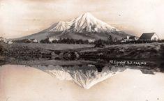 Auckland, Mount Rainier, Kiwi, New Zealand, Postcards, Icons, Mountains, History, Photos