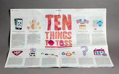The Washington Post (Print, Editorial) by Lo Siento Studio, Barcelona