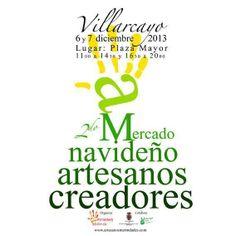 6-7/12 Mercado de Navidad. Villarcayo De 11 a 14 h y de 17 a 20 h. Plaza Mayor