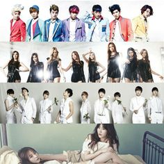 U-KISS, After School, ZE:A, and Davichi to hold 'I Love K-Pop With Friends' concert in Chile