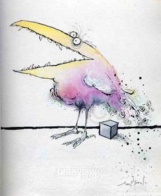 ronald searle art - Google Search