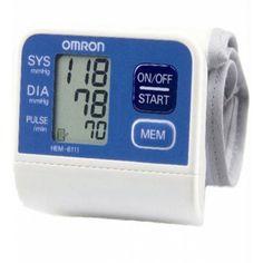 Omron BP Monitor Wrist Type HEM 6200 shop from www.healthbazzar.com