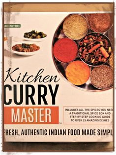 I love making Curry - this makes it even easier and keeps it authentic! Everything I need in one place!  http://www.oursouthernstyle.com/2014/11/become-curry-master-in-your-own-kitchen.html