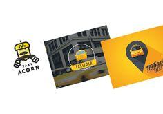 Logo Design: Taxi #archives