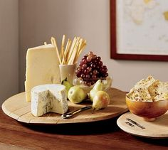 Cheese platters are one of my favorite things to share...