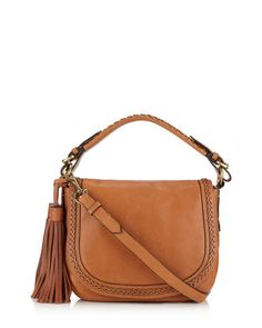 Jigsaw bag could not resist this lovely leather and seventies vibe.