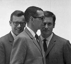 """Leopoldo Pomés. """"David Mackay, Josep Martorell y Oriol Bohigas"""""""