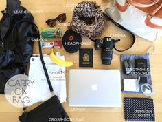 A.Co est. 1984: What to Pack for Vegas | One Carry-On Suitcase | What to pack in your carry-on