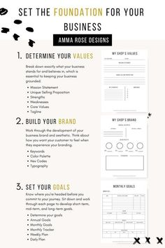 startup page Business Planner Printable Business Planner PDF Business Business Planner, Business Goals, Business Tips, Starting A Business, One Page Business Plan, Start Small Business, Small Business Plan Template, Finance Business, Tshirt Business