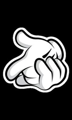 Mickey hands!!                                                                                                                                                                                 Mais