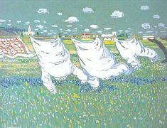 Wassily Kandinsky Spring 1905