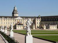 Karlsruhe Palace   Karlsruhe