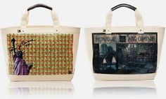 Tommy Hilfiger Americans Totes Bag Limeted Edition 588x354 Tommy Hilfiger Americans in Paris Totes Limeted Edition