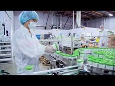 Here a look into how  #Juice Plus is made