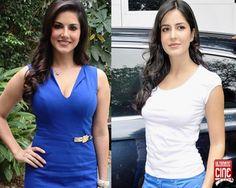 Sunny Leone did Katrina Kaif 'Boom' act!...