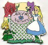 Pin 31137: Disney Auctions (P.I.N.S.) - Alice's Nursery