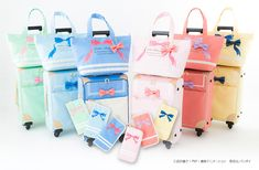 malas sacolas e cases sailor moon garotas geeks