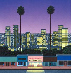 HIROSHI NAGAI X RECORD STORE DAY JAPAN 2015