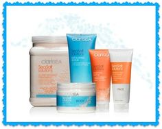 Clarisea Sea Salt Solutions skin and hair care review