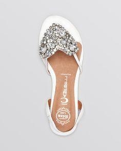 Jeffrey Campbell Flat Sandals - Coeur | Bloomingdale's
