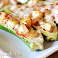 The Ultimate Stuffed Zucchini Recipe - ZipList