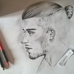 This Artwork Proves That Zayn Malik Has His Own Fans Now