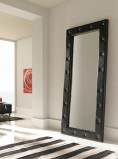 1000 images about home stuff on pinterest mirror for Full length mirror in living room