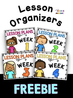 KINDERGARTEN FREEBIE - back to school - classroom organization - students will love - FREE lesson organizers – printable file folders to organize copies – lesson plans – resources – printables and worksheets for the week or month – kindergarten printables for each month - ready to go - all in one place #kindergartenwriting #kindergartenmath Kindergarten Classroom Organization, Kindergarten Freebies, Teacher Freebies, Kindergarten Lessons, Kindergarten Writing, Teacher Organization, School Classroom, Classroom Management, Teacher Resources
