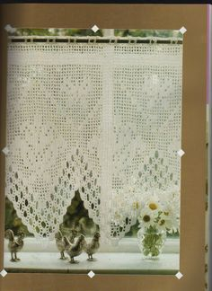 El arte de tejer . CROCHET CASA. 2008 - Cristina Vic - Álbumes web de Picasa