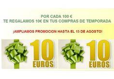 Promocion vale 10€