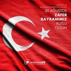 Hürriyet ve Bağımsızlığımızın 94. Yılında 30 Ağustos Zafer Bayramımız Kutlu…