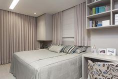 Reforma de apartamento aposta em conceito moderno e funcional – Revista Habitare