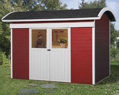 Gerätehaus / Gartenhaus 21 mm Weka Ronda Ronda
