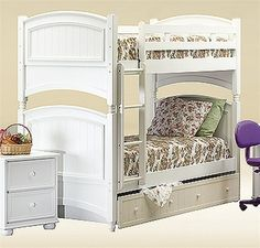 Checkout OC Furniture rated selection of twin bunk beds for kids and adults. Lowest priced bunk beds that separate and available with trundle or storage. Girls Twin Bed, Girls Bunk Beds, White Bunk Beds, Wood Bunk Beds, Bunk Beds With Stairs, Twin Bunk Beds, Twin Twin, Bunk Beds With Storage, Bunk Bed With Trundle