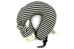Zebra Kid's Travel Pillow